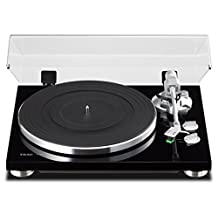 Teac TN300B Analog Turntable with Built-In Phono Pre-Amplifier and USB Digital Output