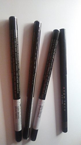 Avon Glimmersticks brow definer DARK BROWN lot of 4