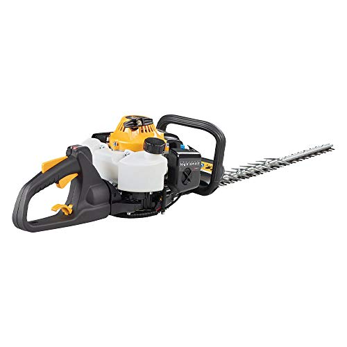 Poulan Pro PR2322 22in Gas Powered 2 Cycle Hedge Trimmer (Best Poulan Hedge Trimmer)