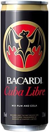 Bacardi - Ron 33 cl: Amazon.es: Alimentación y bebidas