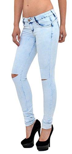 Taille Jean en Jeans Skinny dchirs tex J273 Femme Taille by ou Basse Femme Pantalon Genoux Jean Jeans Z72 Haute surdimensionner wqp7xPXB