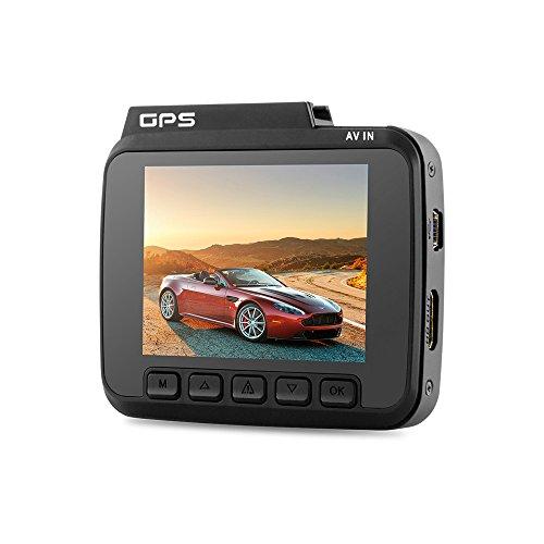 Winner666 2019 New 4K HD Mini Car DVR WiFi Dash Cam Video Recorder GPS Camera Night Vision G-Sensor (Black)