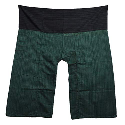 Noir Libre Tone De Pantalons bangkok Coton Pêcheur Plus Thaïlandais 2 Yoga Vert Taille La Et Mr Pantalon vw6Cxqx