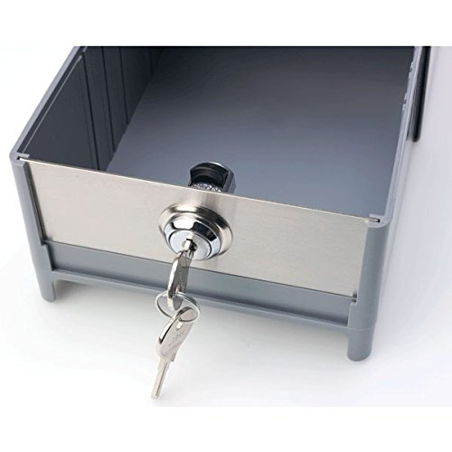 Stainless Steel Medication Box Slam Lock