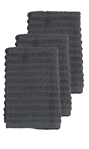 ritz-royale-collection-kitchen-dish-cloth-set-graphite-3-piece
