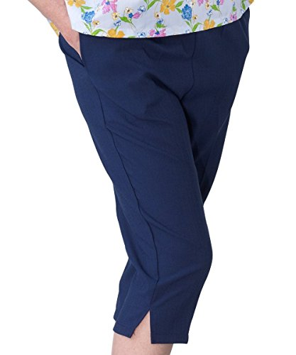 Adaptive Capri Pants - 4