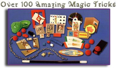 Magic Touches - Magic Tricks Set for Kids with Over 200 Tricks. Magic Kit Includes DVD Tutorial Explaining The Classics in The Kit by Magic Touches Making Life Magical (Image #4)