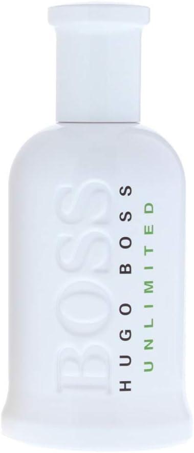 HUGO BOSS - BOSS BOTTLED UNLIMITED, Eau De Toilette vaporizador da Hombre , 100 ml