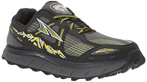Rocky Ride Comfort System - Altra Men's Lone Peak 3.5 Running Shoe, Yellow, 9.5 D US