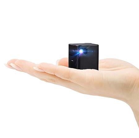 Mini Proyector Casero De P6 WiFi, Proyector Portable del DLP ...