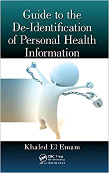 Book Guide to the De-Identification of Personal Health Information
