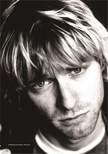 Kurt Cobain - 10th Anniversary 30'' x 40'' Textile/Fabric - Textile Nirvana