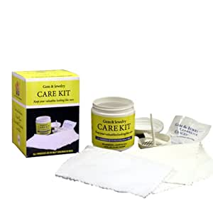 Jewelry care kit 100 donation for children for Jewelry cleaning kit target