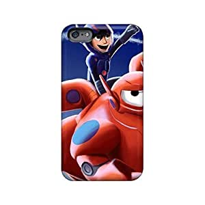 Luoxunmobile333 Apple Iphone 6plus Excellent Hard Cell-phone Cases Customized Lifelike Big Hero 6 Skin [XXu624VTDy]