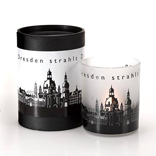 Stadtbummler 58089 Dresden Glass Light