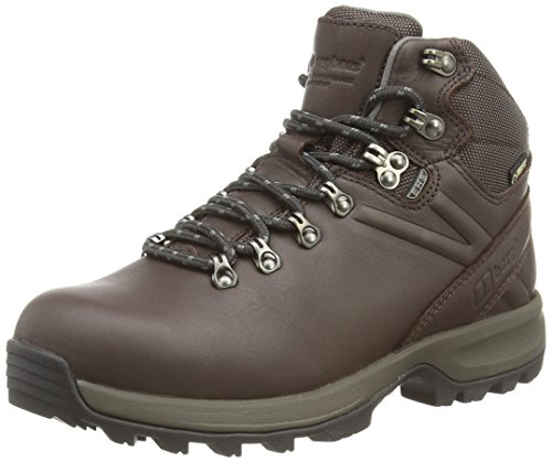 Berghaus Explorer Ridge Plus Gtx Boot, Chaussures De Randonnée Hautes Femme Marron (brown/dark Gull Grey V38)