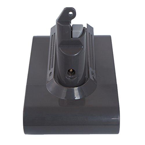 flagpower 21 6v 2 2ah li ion battery for dyson v6 dc58 dc59 dc61 dc62 animal handheld. Black Bedroom Furniture Sets. Home Design Ideas
