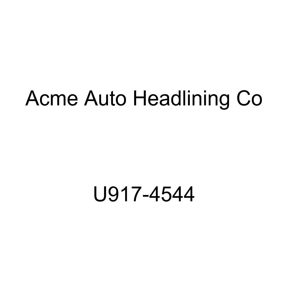 Acme U917-4544 Front and Rear Saddle Vinyl Bench Seat Upholstery