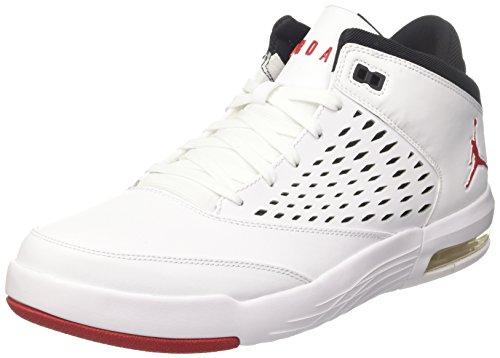 white Flight gym thunder black Blue Da Nike Jordan Origin 4 Multicolore Red white Scarpe Uomo Basket wq5OxzP5B