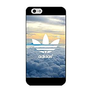 Adidas Logo Universal Smartphone Case for Apple Iphone 6 Plus/6s Plus (5.5 Inch),Unique Fashion Adidas Brand Logo Series Delicate Moulded Case Cover