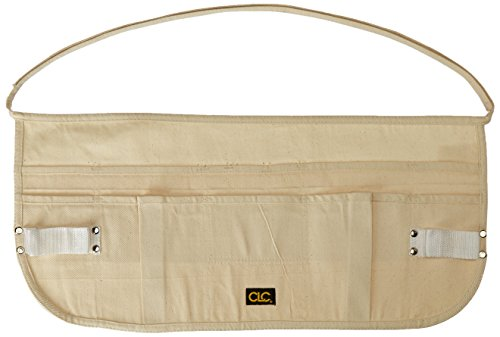 (CLC Custom Leathercraft C14 Canvas Waist Apron, 12 Pocket)