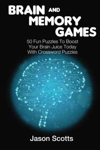 Brain Memory Games Puzzles Crossword