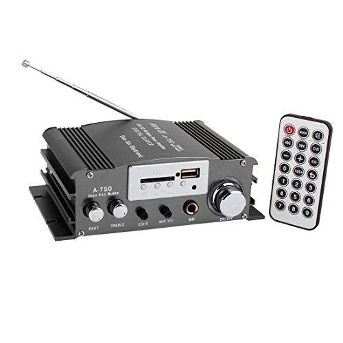 ificador controlador de áudio remoto (4a Amplifier)