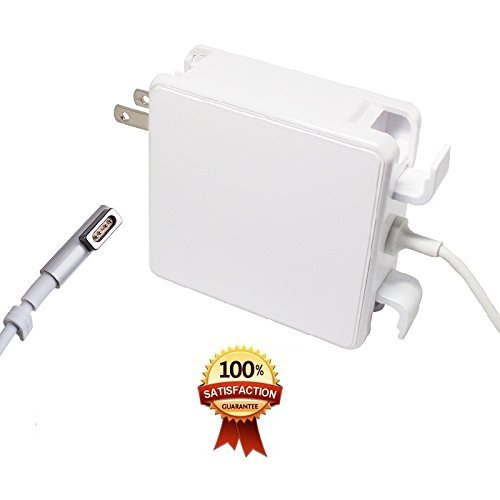 Macbook Pro Charger Replacement 60w Ac Power Supply Laptop Computer Chargers & Adapters Compatible for Apple Macbook 13