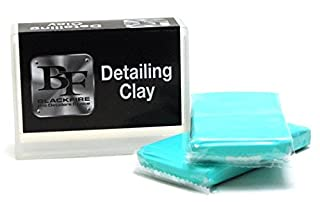Blackfire Pro Detailers Choice BF-515F Poly Clay Bar, (Paquete de 2)