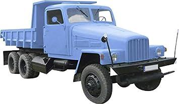 Herpa 307581 IFA G5 autovolquete Vehículo en Miniatura, Color Azul