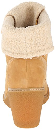 Timberland Women's Earthkeepers  Amston Roll-Top Wheat 7 B - Medium by Timberland (Image #2)