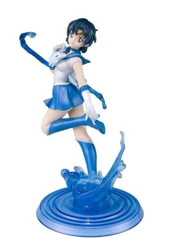(Bandai Tamashii Nations Figuarts Zero Sailor Mercury Sailor Moon Action Figure)