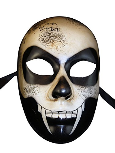 Venetian Full Face Mask Volto Teschio for Men