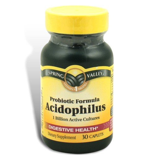 Spring Valley - acidophilus, une