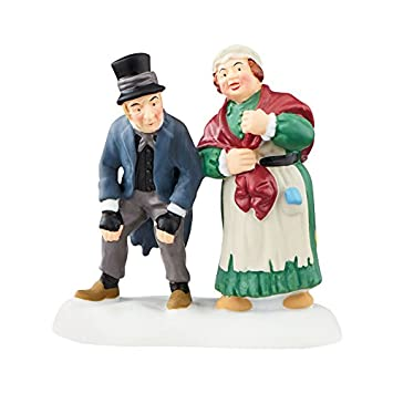 Department 56 Christmas Carol Dickens Village Waiting in the Parlor Accessory, 2.52 inch