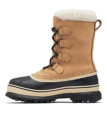 SOREL Women's Caribou NL1005 Boot,Buff,6 M