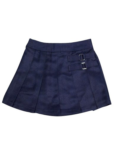 French Toast Toddler Girls Scooter Skort School Uniform Navy 3T by French Toast