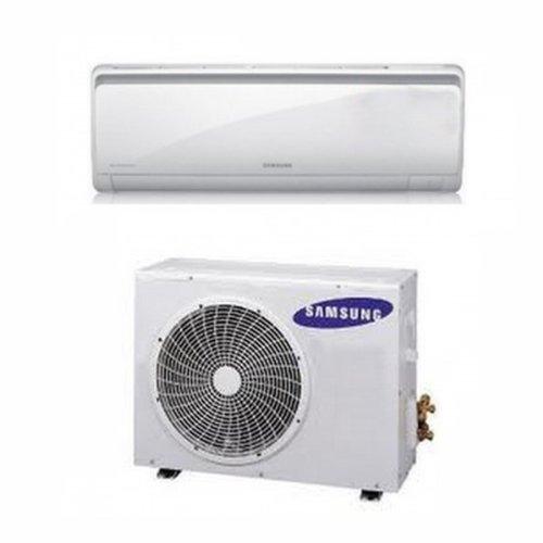 Samsung AQV09PSBN sistema de - Aire acondicionado (220-240V, 50Hz, 36 dB, Montar en la pared, 820 x 205 x 285 mm, 790 x 285 x 545 mm): Amazon.es: Hogar