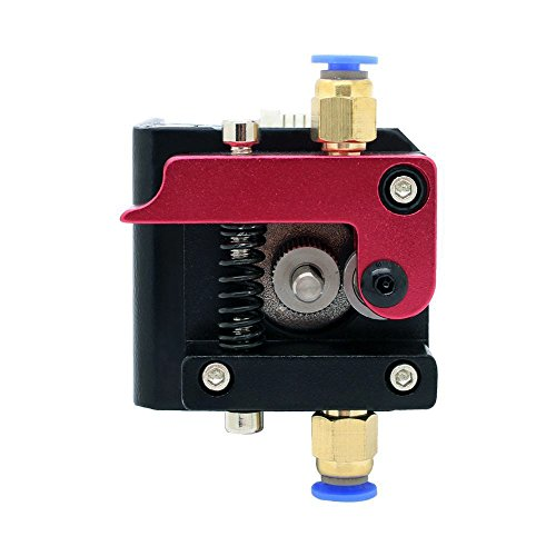 Redrex Left Hand 1.75mm Filament MK8 Bowden Extruder Frame Block for Reprap 3D Printer Kossel Mendal Prusa by Redrex