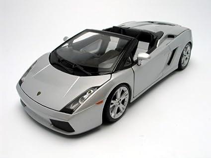 Buy Maisto 1 18 Scale Lamborghini Gallardo Spyder Diecast Vehicle
