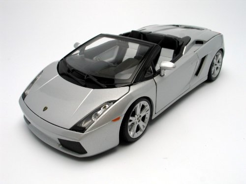 Buy Maisto 1 18 Scale Lamborghini Gallardo Spyder Diecast Vehicle