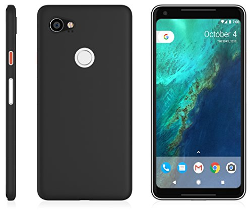 Google Pixel 2 XL MNML Thin Case (Updated) (Matte Black)