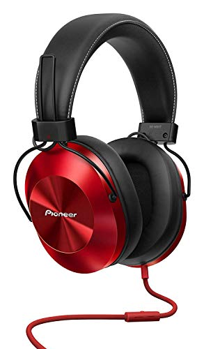 Pioneer SE-MS5T Over-Ear Red
