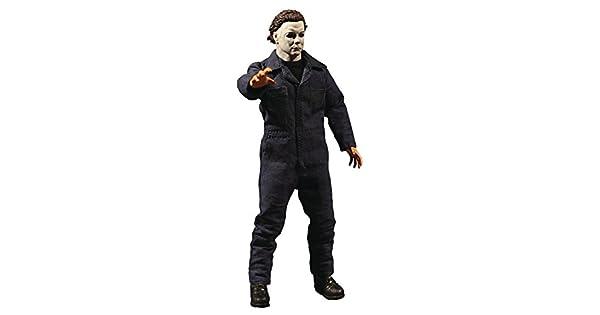 Amazon.com: Mezco Toys One: 12 colectiva: Halloween Michael ...