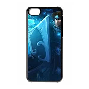 iPhone 5c Cell Phone Case Black League of Legends Taric 0 VA2485917