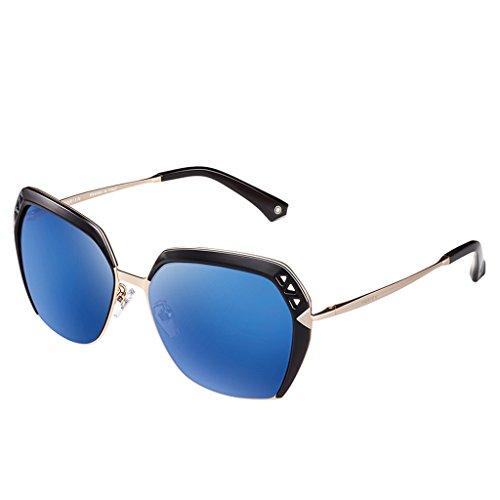 de polarisées Élégantes lady Blue soleil lunettes 1qxOwT