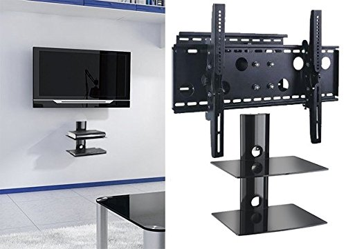 2xhome – NEW TV Wall Mount Bracket (Single Arm) & Two (2)...
