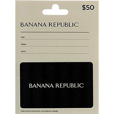 Banana Republic $50 Gift Card