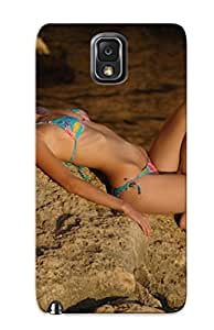 Exultantor Brand New Defender Case For Galaxy Note 3 (laying On A Bluff) / Christmas's Gift