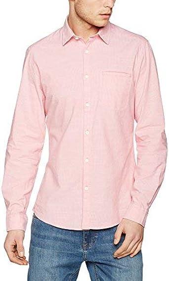 Esprit 037ee2f010 Camisa, Rosa (Blush), 3X-Large para Hombre: Amazon.es: Ropa y accesorios
